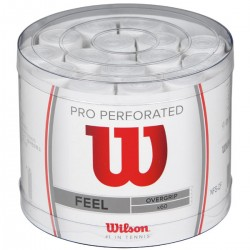WILSON PRO PERFORATED OVERGRIPS 60X